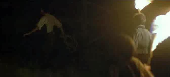 Гусар на крыше - Hussard sur le toit, Le
