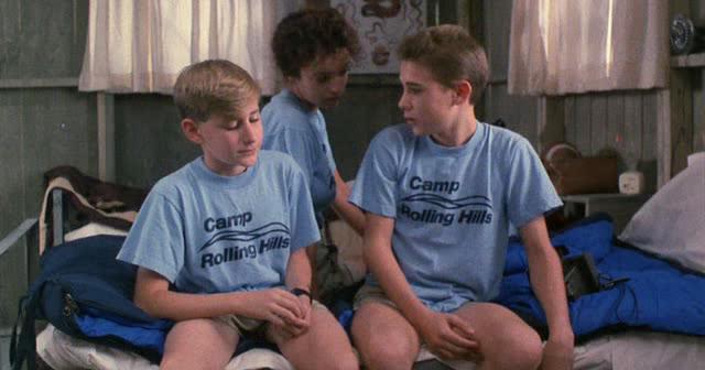 Спящий лагерь 2 - Sleepaway Camp II: Unhappy Campers