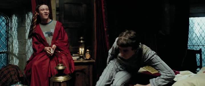 Гарри Поттер и узник Азкабана - Harry Potter and the Prisoner of Azkaban