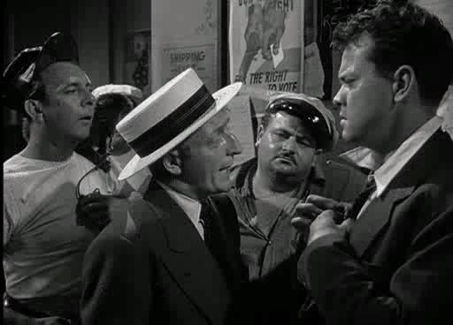 ���� �� ������ - The Lady from Shanghai