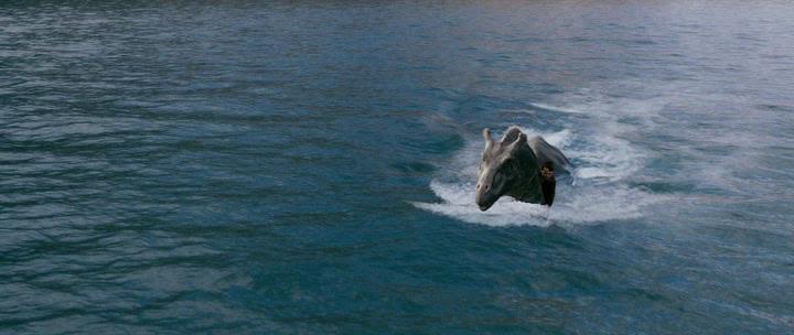 Мой домашний динозавр - The Water Horse: Legend of the Deep