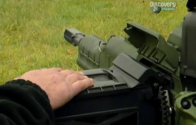 ������ �������� - Discovery channel: Future Weapons