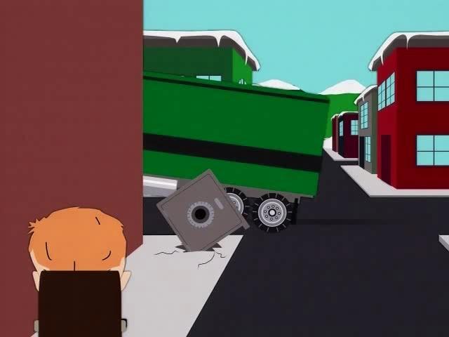 Южный парк. Сезон 5 - South Park. Season V