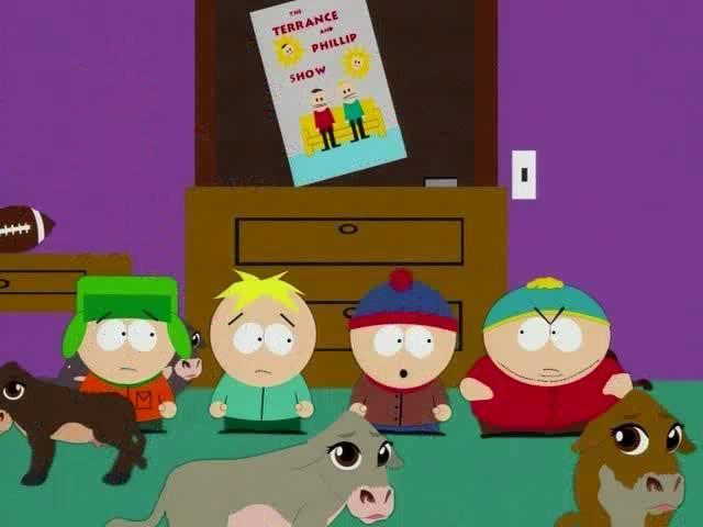 Южный парк. Сезон 6 - South Park. Season VI