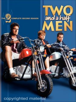 2,5 человека. Сезон 2 - Two and a Half Men. Season II