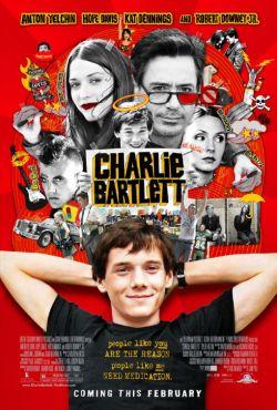 Проделки в колледже - Charlie Bartlett