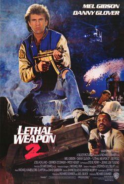 Смертельное оружие 2 - Lethal Weapon 2