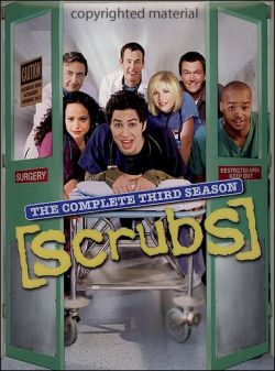 Клиника. Сезон 3 - Scrubs. Season III