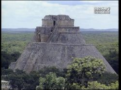 ���������� ��������� �������� ����. ������ � ���� - Discovery Lost treasures of the ancient world. The aztec $ the maya