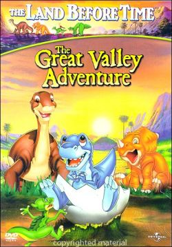 ����� �� ������ ������ 2: ����������� � ������� ������ - The Land Before Time II: The Great Valley Adventure
