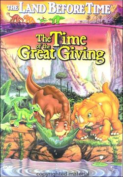 Земля до начала времен 3: В поисках воды - The Land Before Time III: The Time of the Great Giving