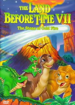 Земля до начала времен 7: Камень Холодного Огня - The Land Before Time VII: The Stone of Cold Fire