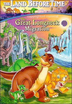 Земля до начала времен 10: Великая миграция - The Land Before Time X: The Great Longneck Migration