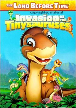 ����� �� ������ ������ 11: ��������� ���������� - The Land Before Time XI: Invasion of the Tinysauruses