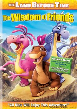 ����� �� ������ ������ 13: ���� ������ - The Land Before Time XIII: The Wisdom of Friends