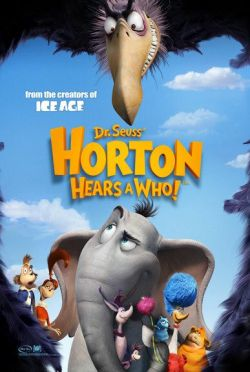 Хортон - Horton Hears a Who!