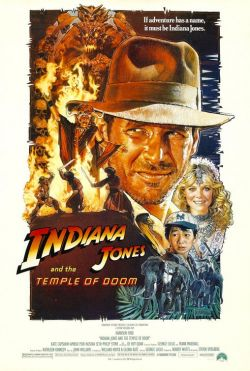 ������� ����� � ���� ������ - Indiana Jones and the Temple of Doom
