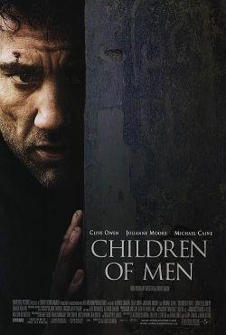 Дитя человеческое - Children of Men
