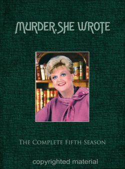 Она написала убийство. Сезон 5 - Murder, She Wrote. Season V