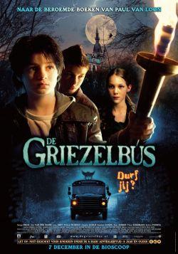 Мальчик-оборотень и волшебный автобус - Griezelbus, De