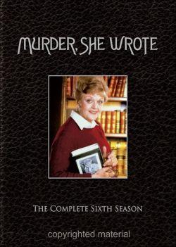 Она написала убийство. Сезон 6 - Murder, She Wrote. Season VI