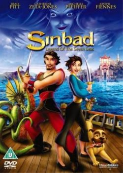 Синдбад: Легенда семи морей - Sinbad: Legend of the Seven Seas