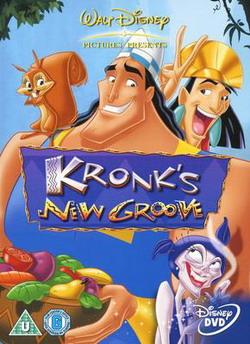 Похождения императора 2: Приключения Кронка - The Emperors New Groove 2: Kronks New Groove