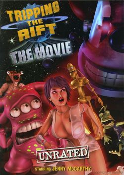 Расплющенный космос: Полный метр - Tripping the Rift: The Movie