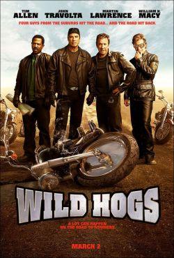 Реальные кабаны - Wild Hogs
