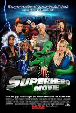 Супергеройское кино - Superhero Movie