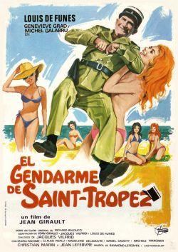 Жандарм из Сен-Тропе - Gendarme de St. Tropez, Le