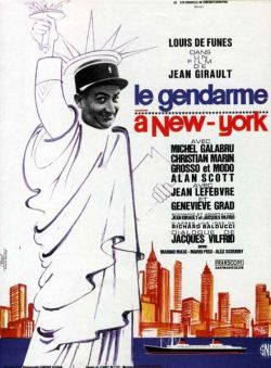 Жандарм в Нью-Йорке - Gendarme a New York, Le
