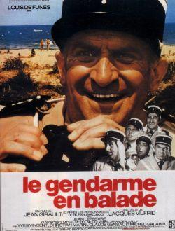 Жандарм на отдыхе - Gendarme en balade, Le