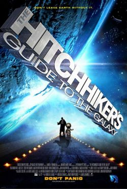 Путеводитель: Автостопом по галактике - The Hitchhikers Guide to the Galaxy