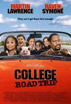 Папа студентки - College Road Trip