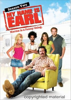 Меня зовут Эрл. Сезон 2 - My Name Is Earl. Season II
