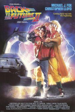 Назад в будущее 2 - Back to the Future Part II