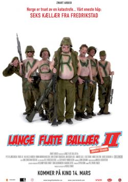 Бесшабашный батальон 2 - Lange flate ballaer II