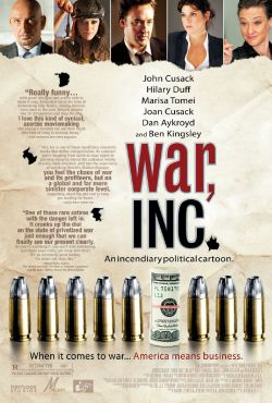 Игра по-крупному - War, Inc.