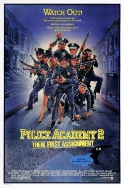 Полицейская академия 2: Их первое задание - Police Academy 2: Their First Assignment