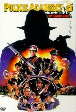 Полицейская академия 6: Город в осаде - Police Academy 6: City Under Siege