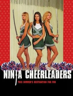 Группа поддержки - Ninja Cheerleaders