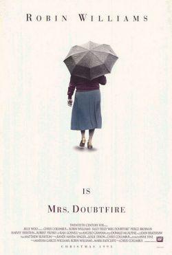 Миссис Даутфайр - Mrs. Doubtfire