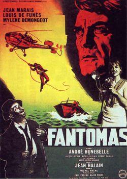 Фантомас - Fantomas