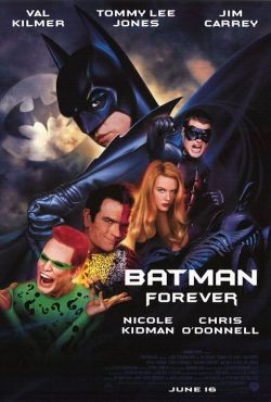 Бэтмен навсегда - Batman Forever
