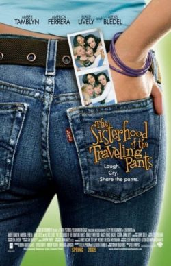 Джинсы - талисман - The Sisterhood of the Traveling Pants