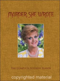 ��� �������� ��������. ����� 7 - Murder, She Wrote. Season VII