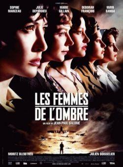 Женщины агенты - Femmes de lombre, Les