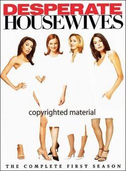 Отчаянные домохозяйки. Сезон 1 - Desperate Housewives. Season I
