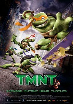 Черепашки ниндзя - TMNT
